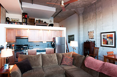 Loft for Sale at Porter 156, East Boston