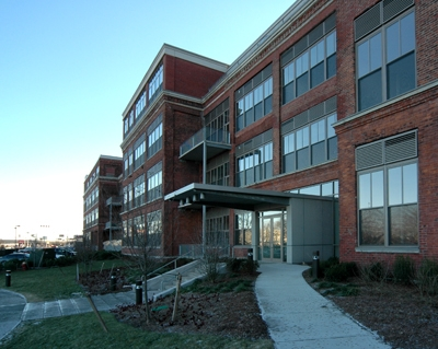 Lofts for sale at Porter 156 East Boston