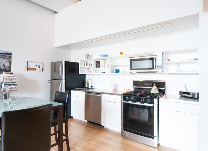 East Boston Lofts for Sale atPorter 156